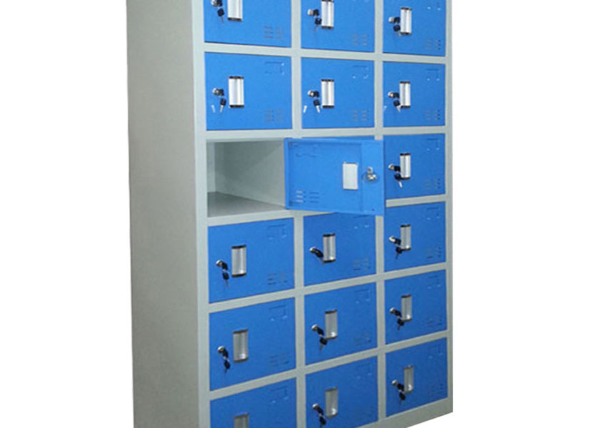 Intelligent Parcel Locker