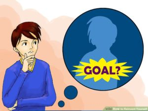 Goals and Reinvent