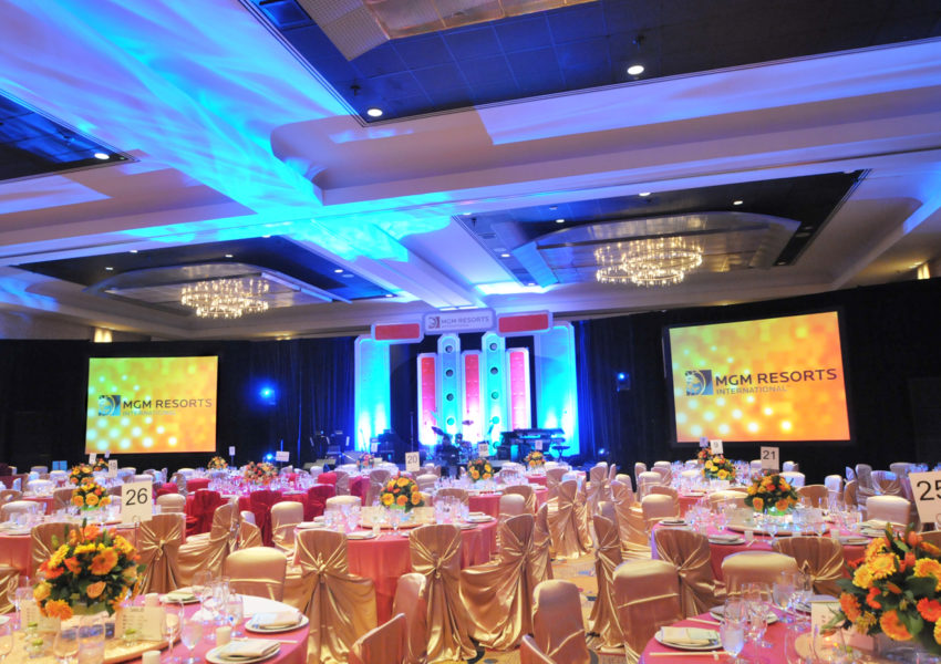 International Event Planning Services